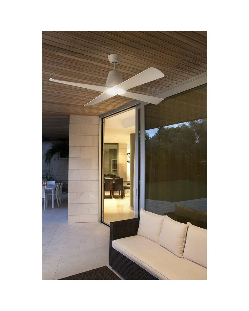 images|TYPHOON White Ceiling Fan With DC Motor - 33480UL