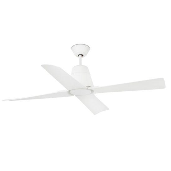 TYPHOON White Ceiling Fan With DC Motor - 33480UL